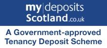 Deposit scheme banner